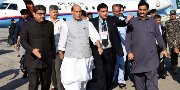 Rajnath takes a dig at Pak. over SAARC meet