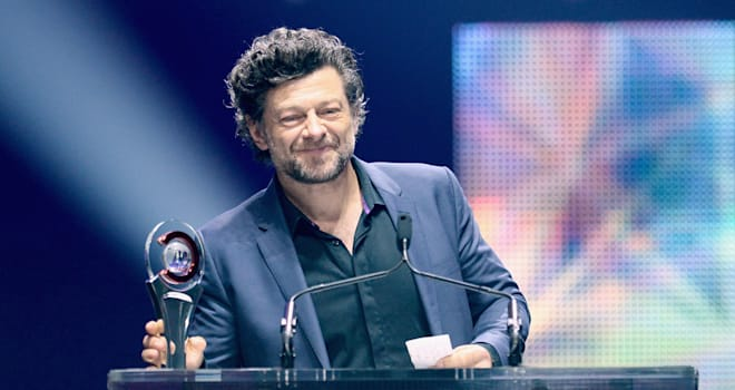481011843 The First 20 Minutes of Dawn of the Planet of the Apes Is Just Apes, Says Andy Serkis