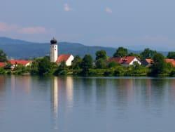 danube river germany church