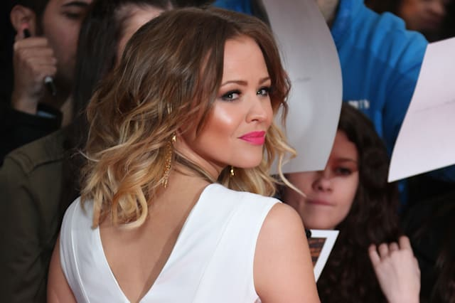 Kimberley Walsh, Girls Aloud
