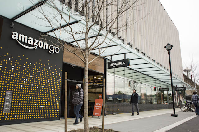 Inside Amazons Battle to Break Into the $800 Billion Grocery Market