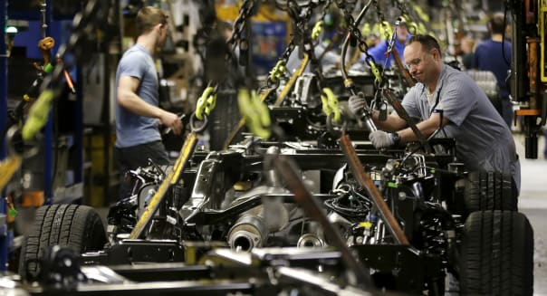 GDP Slows to 2.2% in Q4; Corporate Profits Fall