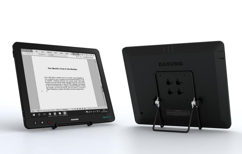 Wie wäre es mit einem sekundären E-Ink-Monitor?
