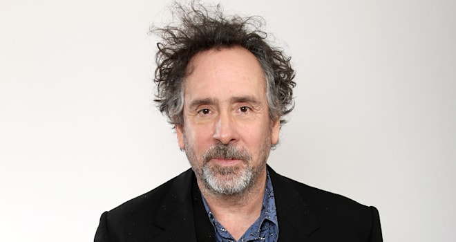 2013 Oscar Nominee Portraits (Oscar nominee Tim Burton poses for a portrait at the 2013 Oscar Nominee Luncheon on Monday Feb. 4,