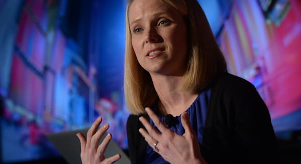 yahoo earnings marissa mayer ceo