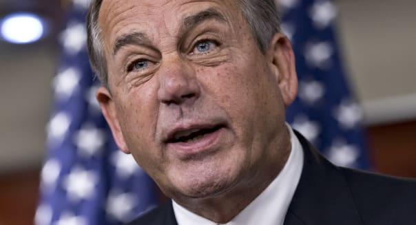 Budget Battle Boehner