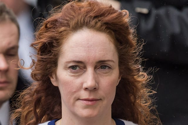 Rebekah Brooks reveals the identity of the surrogate who carried her daughter