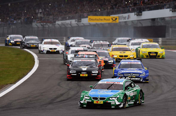 DTM German Touring Car - Nuerburgring - Race