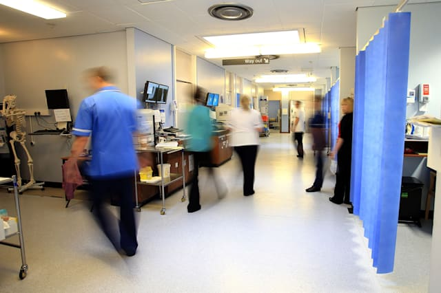 Seven-day NHS service