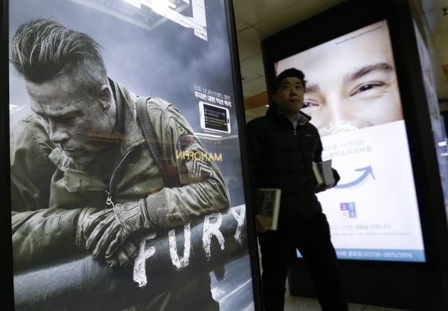 South Korea North Korea Sony Hack