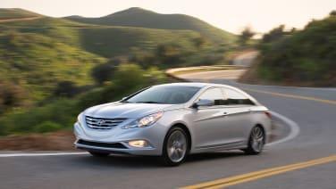 2014 Hyundai i40 Tourer / Sonata wagon - Autoblog