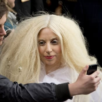 GERMANY-ENTERTAINMENT-LADY-GAGA