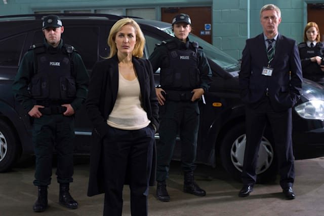 People Gillian Anderson