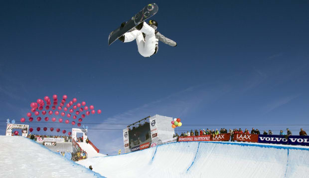 Switzerland Snowboard European Open