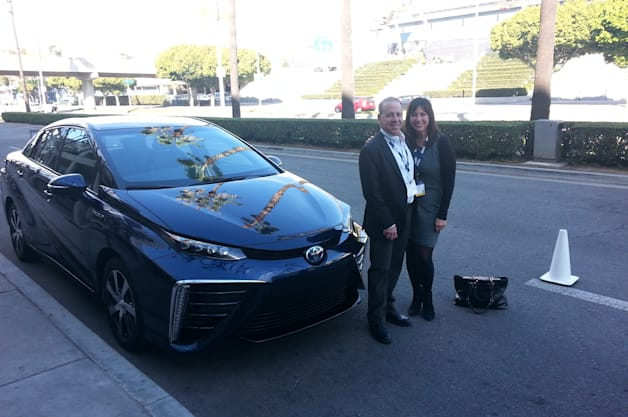 Recharge Wrap-up: Couple wins Toyota Mirai; Tesla Gigafactory wages reported