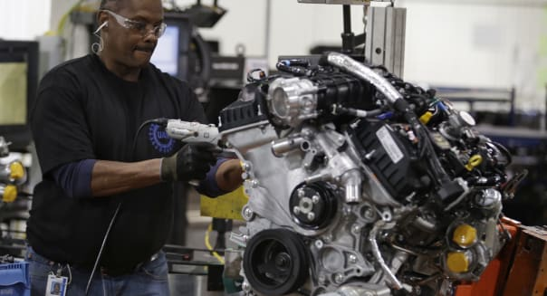 Ford Engine Investment