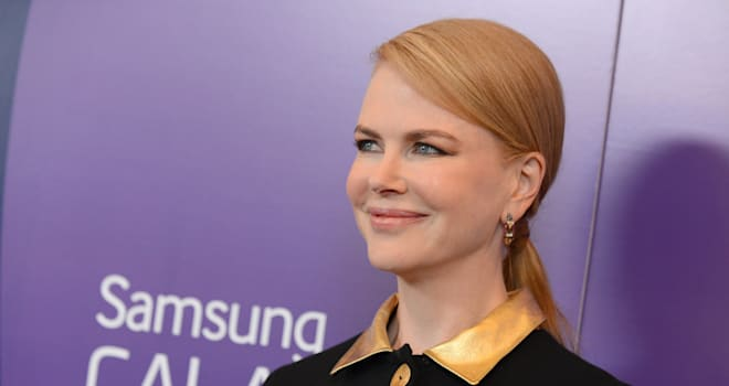 2013 Variety Power of Women (Actress Nicole Kidman arrives at Variety's 5th Annual Power of Women event at the Beverly Wilshire