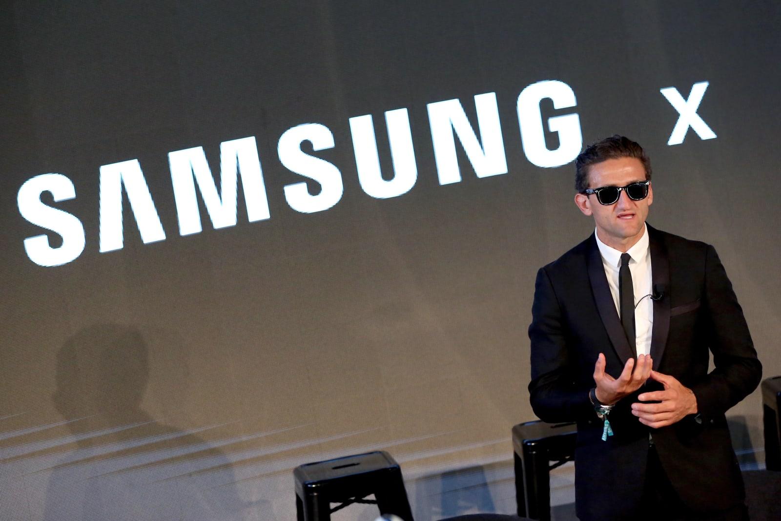 The Samsung Creator's Lounge At VidCon 2016