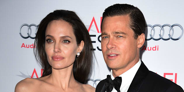 Brad Pitt réclame la garde partagée de ses enfants