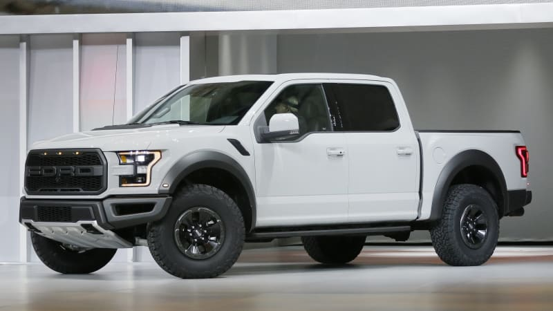 2017 Ford F-150 EcoBoost V6 cranks out class-leading torque