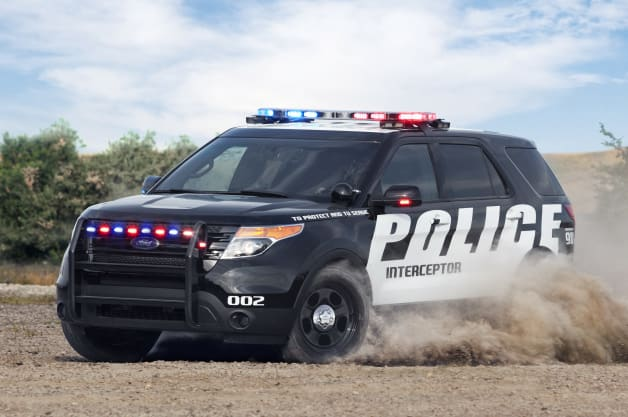 Ford Police Interceptor Utility