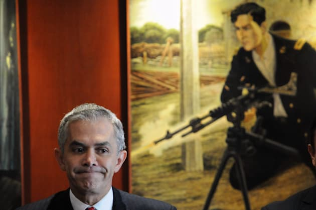 No se tolerarán autodefensas y grupos delictivos en la CDMX: Mancera