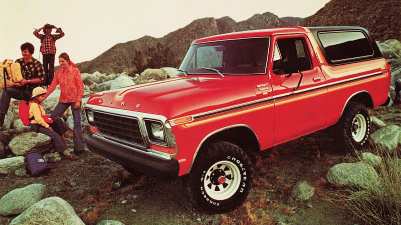 Will Ford's SUV blitz include the Bronco?