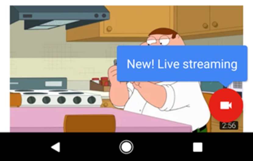 YouTube Livestreaming vom Smartphone bald für alle