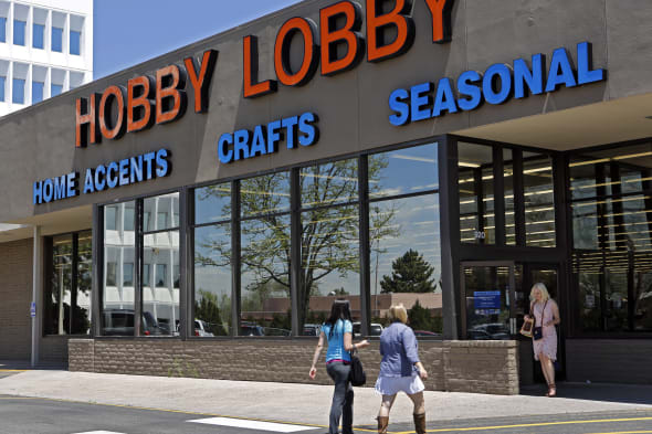Hobby Lobby Birth Control