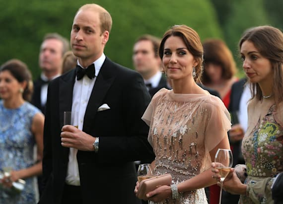 Duchess reveals shocking fact about her marriage