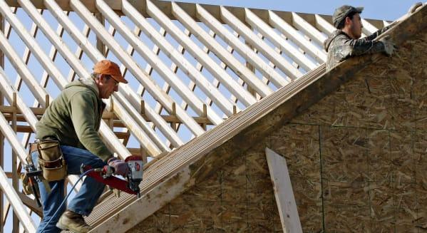 housing starts home buying economy interest rates