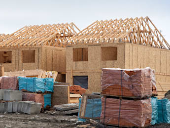 Construction Spending Up Slightly, Thanks to Homebuilding