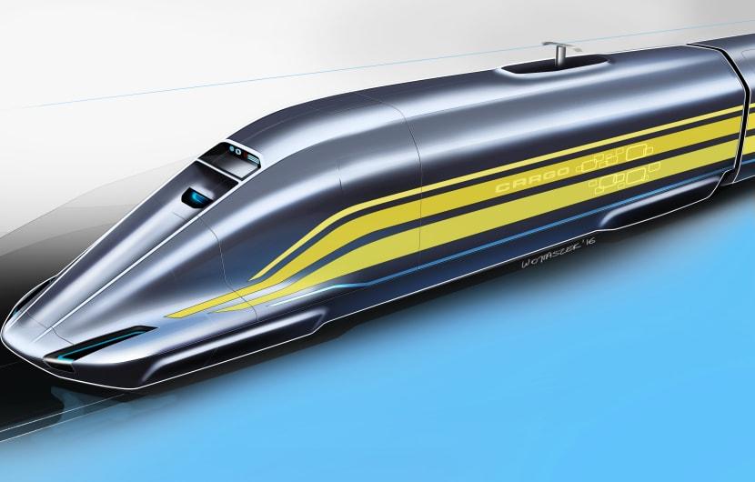 So könnte der nächste Güterzug aussehen