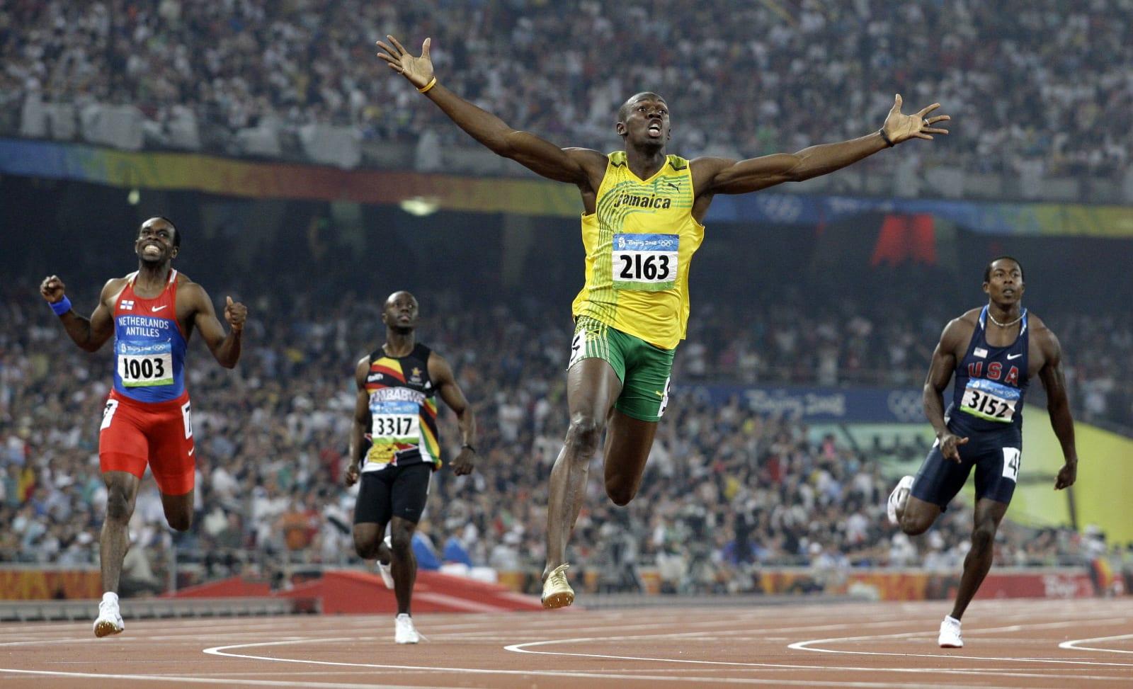 Parenting Usain Bolt's Mom