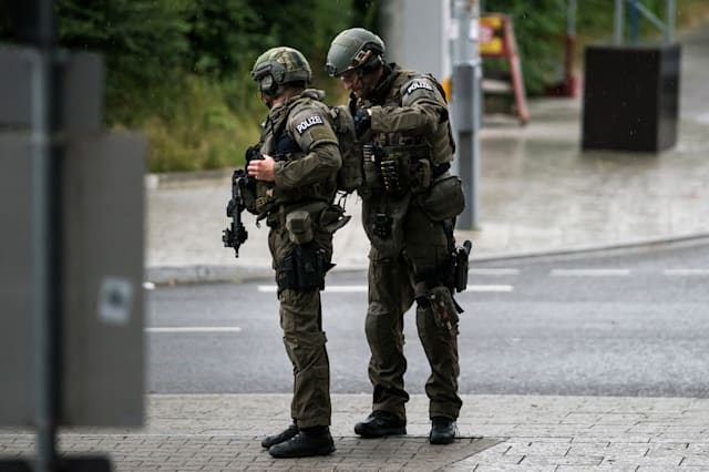 Deaths Reported In Shooting at Munich Shopping Centre