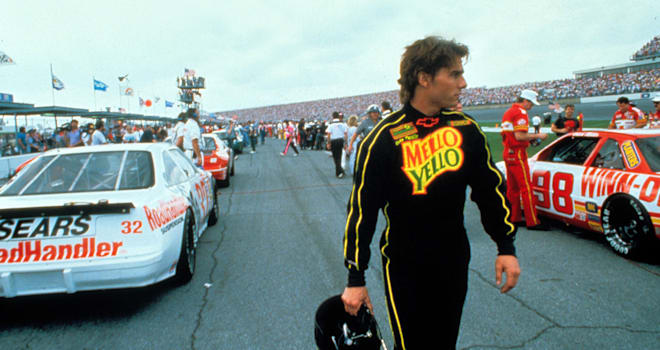 DAYS OF THUNDER -1990 TOM CRUISE