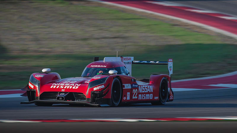 Nissan bringing GT-R LM Nismo back to WEC