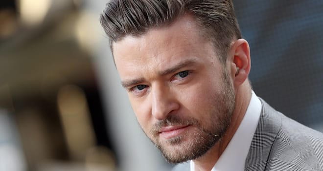 Justin Timberlake at the 2013 Cannes Film Festival