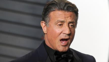 Sylvester Stallone: Hauptrolle in SF-Blockbuster
