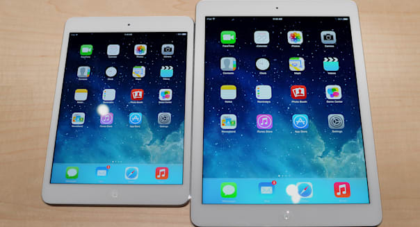 Apple To Debut New IPads As Tablet Rivals Crowd Maturing Market