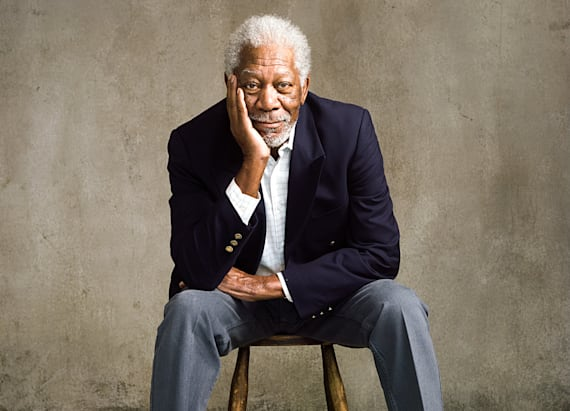 Does Morgan Freeman believe in God?
