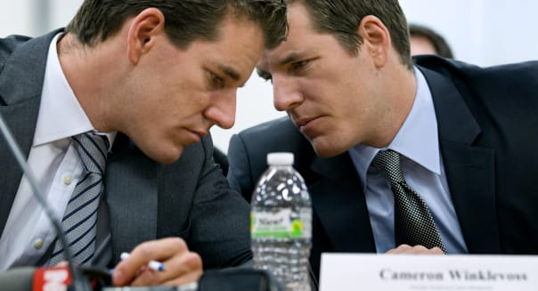 Winklevoss Twins Use Bitcoins to Book Space Trip