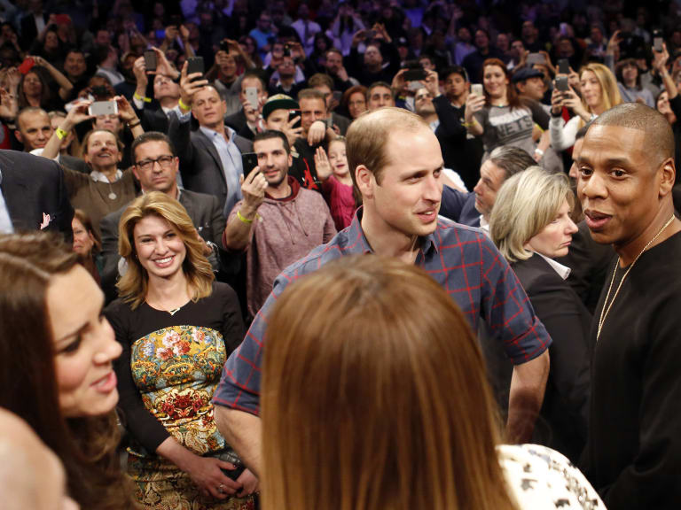 Top 9 at 9: Kate meeting Beyonce was EPIC, Julia Roberts for Givenchy and more