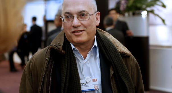 steven cohen chairman ceo SAC capital advisors