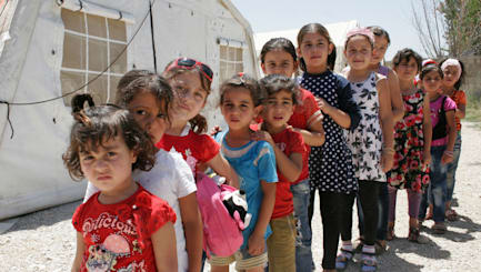 How social media is helping refugees