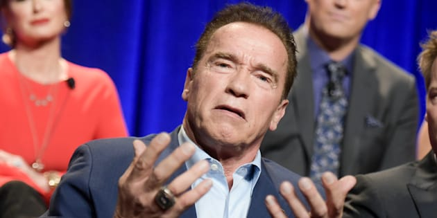 Schwarzenegger succède à Trump dans