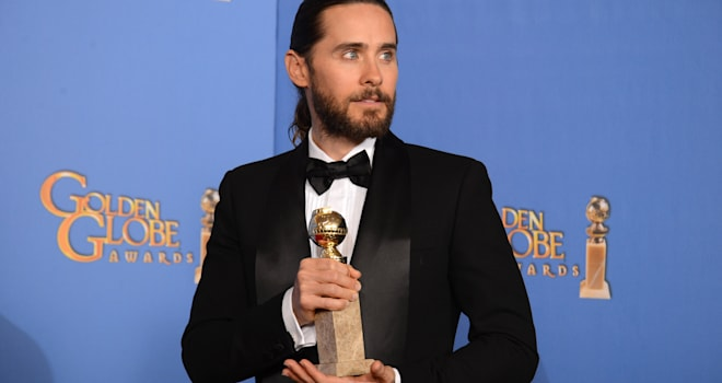 Jared Leto on His Award Winning Dallas Buyers Club Role and Dropping Major Weight