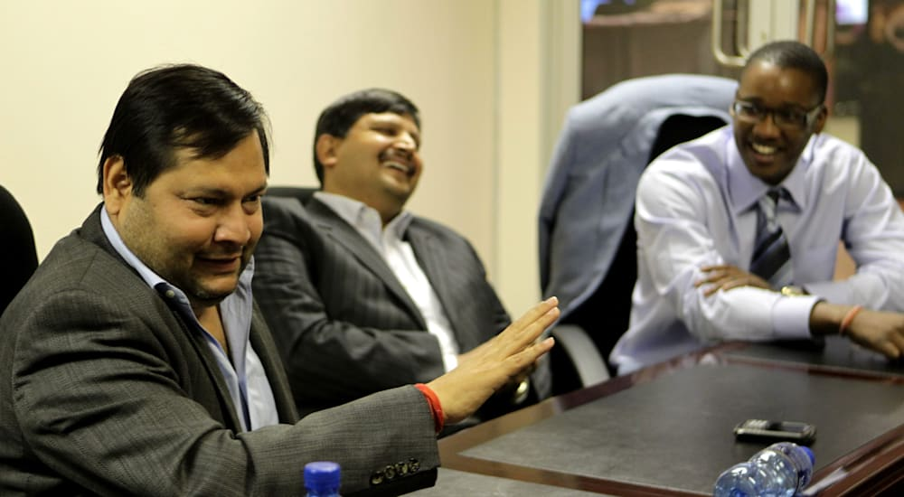 Gupta Brothers interview
