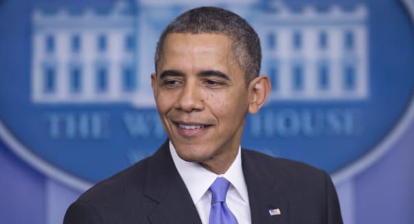 US-POLITICS-OBAMA-PRESS CONFERENCE