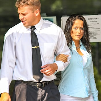 MTV Teen Mom Jenelle Evans back in court again in Brunswick County, NC for her Cyberstalking and Simple Assault charges.